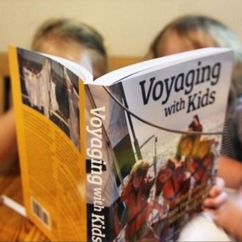 Limited offer: personalized copy of Voyaging with Kids!