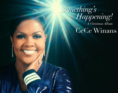 CeCe Winans Releases Holiday Album  'Somethings Happening'