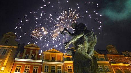 5 of the best places to celebrate New Year in Europe
