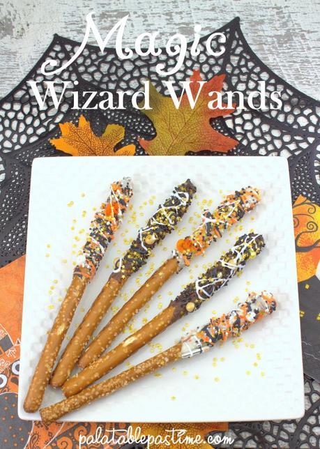 Magic Wizard Wands #Choctoberfest #ad