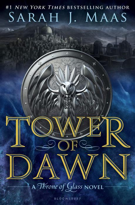 Book Review – Tower of Dawn