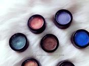 Cosmetics Velvet Eyeshadows Review Universe Collection