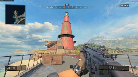 Call of Duty Blackout Lighthouse map