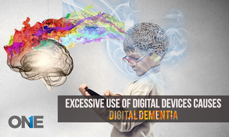 "Digital Dementia"" among children"