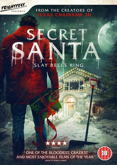 Frightfest's – Secret Santa Release Date