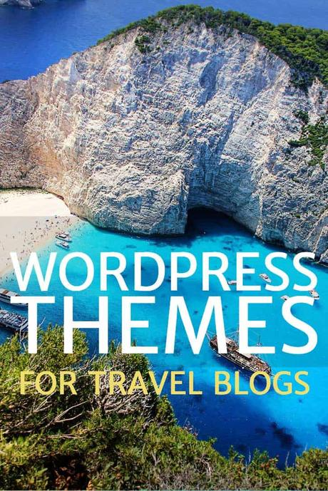 5 Of The Best WordPress Themes For Travel Blogs