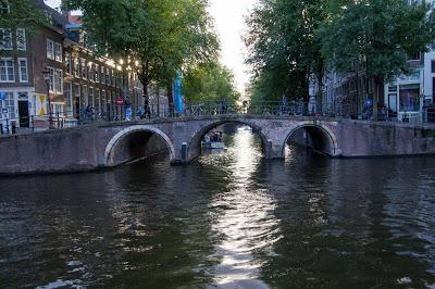 Grand Circle River Tour:  Amsterdam 1  [Sky Watch Friday]