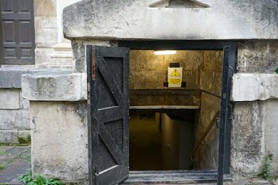 Hawksmoor, Wolfe, and Fuller's Earth: St Alfege Church crypt