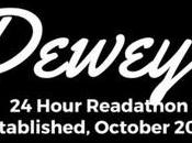 Dewey's Hour Readathon October 2018 Wrap