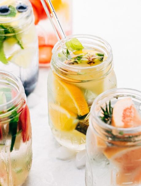 5 Fabulous Infused Waters To Make This Summer