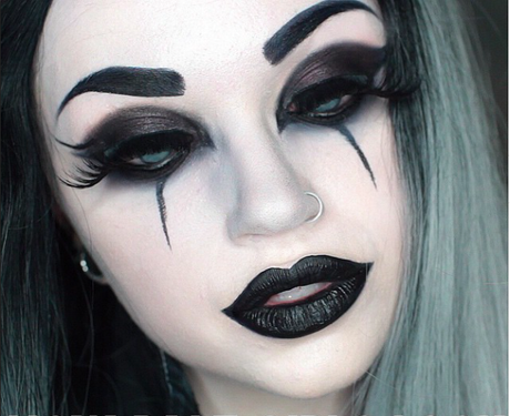 Scary, Sexy and Easy Halloween Makeup Ideas Of 2018 , Paperblog