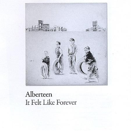 Alberteen: Debut Album Felt Like Forever