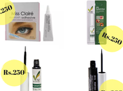 Best Drugstore False Eyelash Glue Under Rs.500