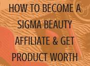 Become Sigma Beauty Affiliate Product Worth $200 Free