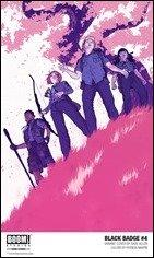 First Look: Black Badge #4 by Kindt & Jenkins (BOOM!)