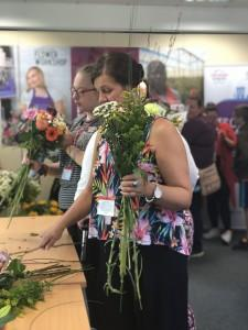 Prestige Flowers Workshop with Barnardo's