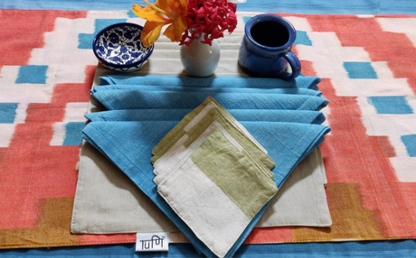 TUNI tales: handcrafted and sustainable textiles for your home