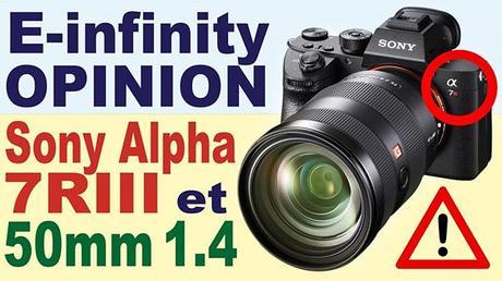 Aujourd'hui, dans cette nouvelle video, je partage mon opinion sur le site de matériel photo E-Infinity: https://youtu.be/ZKd_btCaIoU #photographie #sonyalpha7riii #sony #einfinity #photo #materielphoto #appareilphoto