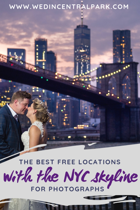 Best (Free or Cheap) Places for Photos with the NYC Skyline