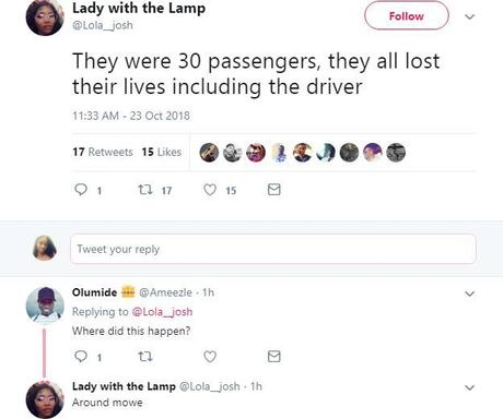 Black Tuesday: 18 Corpers Including Driver Dies in Ghastly Accident on their Way to Lagos This Morning (Photos)
