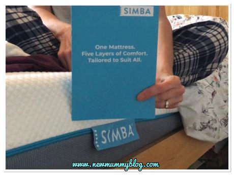 Simba Mattress Review >> Simba Hybrid Mattress Review Our First Night Simbasleep