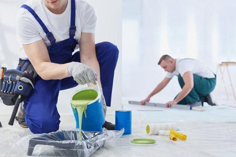 5 tips when hiring a professional painter for you business