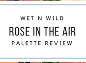 Wild Rose Palette Review, EOTD