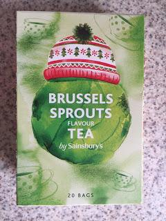 Sainsbury's Brussels Sprouts & Pigs In Blankets Tea Review