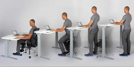 How to Stay Fit Working a Desk Job