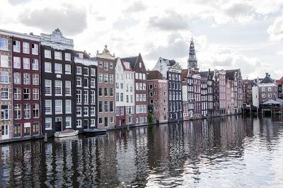 Grand Circle River Tour 2:  Amsterdam 2  [Sky Watch Friday]