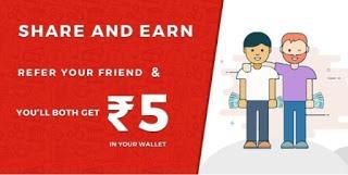wibrate app refer & earn