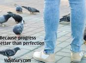 Because Progress Better Than Perfection #GratitudeCircle