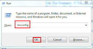 how to disable startup programs in windows 7