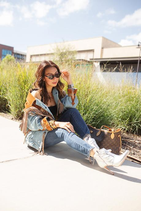 From Grandma with Love // How to Wear the Western Trend