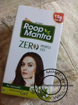 Roop Mantra Zero Pimple Gel Review