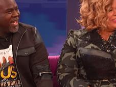 David Tamela Mann Talk Blended Family Wendy Williams Show