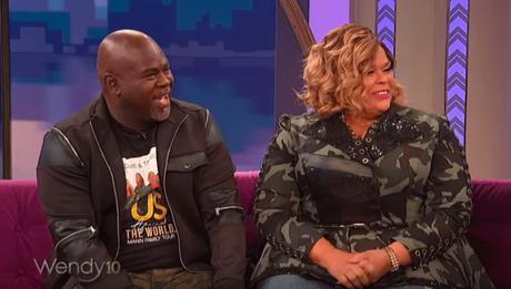 David & Tamela Mann Talk Blended Family On The Wendy Williams Show