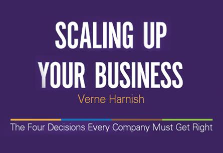 Notes from the book 'How to Scale Up'