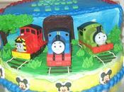 Wonderfully Stocks Thomas Train Birthday Cake