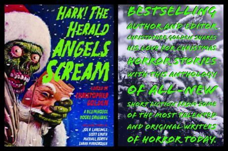 Horror October: Hark! The Herald Angels Scream #BookReview #ShortStoryAnthology