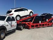 Hauler Trailers Hauling Full Sized Cars
