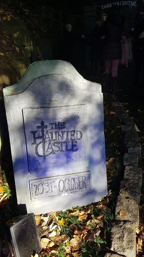 The Haunted Castle at Warwick Castle