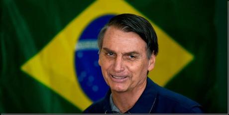 Jair Bolsonaro - The new President elect of Brazil