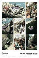 Preview: The Sons of El Topo Volume One: Cain by Jodorowsky & Ladronn (BOOM!)
