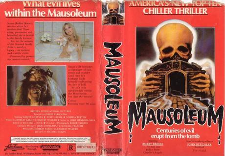 Great Horror VHS Art Volume 2(done)