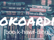 Made-Up Word Month: Bookoarding