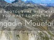 Photos That Will Make Want Hike Engadin Mountains