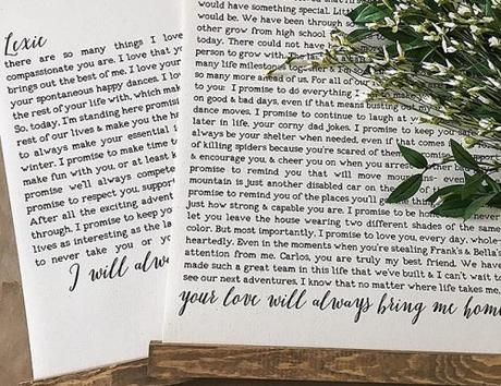 how to write wedding vows long examples of vows