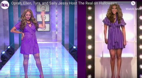 Real Daytime Hosts Dressed Up As Iconic Daytime Divas For Halloween Show