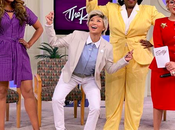 Real Daytime Hosts Dressed Iconic Divas Halloween Show